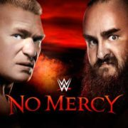 Poster for WWE No Mercy 2017