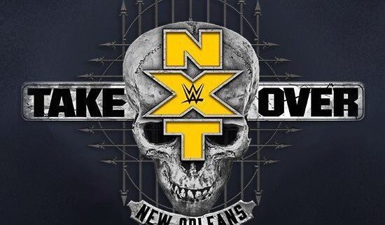 NXT Takeover New Orleans Poster